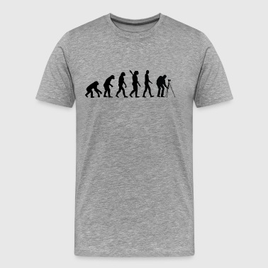 Evolution PHOTOGRAPHY PHOTOGRAPH b - Men's Premium T-Shirt