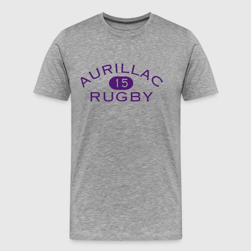 Rugby Aurillac Cantal - T-shirt Premium Homme
