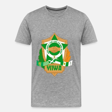 Glasgow Republik of Celtic Friendship T - Men's Premium T-Shirt