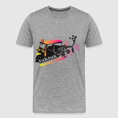 TukTuk Racing Team - Mannen Premium T-shirt