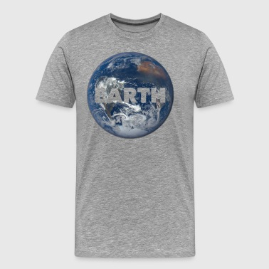 Planet Earth - T-shirt Premium Homme