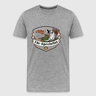 woodcock_specialist - Men's Premium T-Shirt