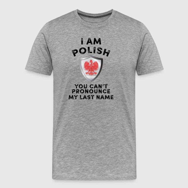 Ich bin Polnisch von crowdshirt | Spreadshirt