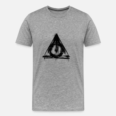 Deathly Bloody deathly hallows - Men's Premium T-Shirt