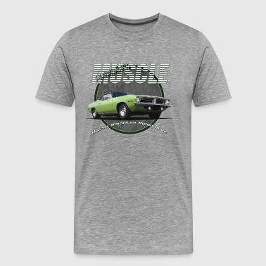 Plymouth Muscle - Men's Premium T-Shirt