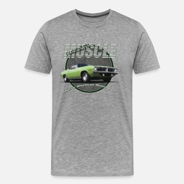 Plymouth Barracuda Plymouth Muscle - Men's Premium T-Shirt
