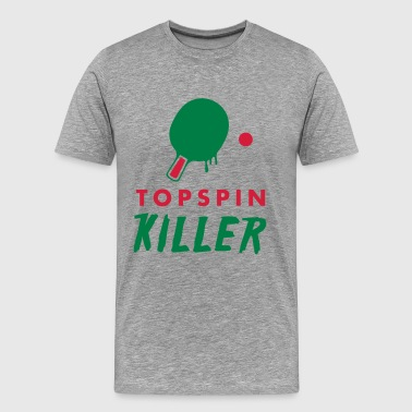table tennis: topspin killer - Maglietta Premium da uomo