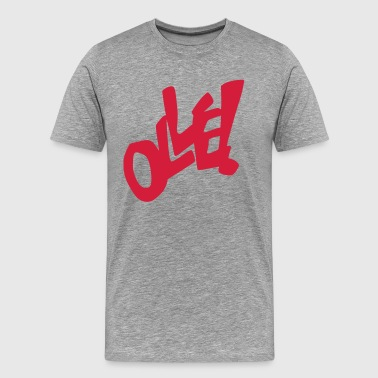 olle - T-shirt Premium Homme