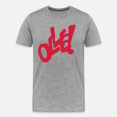 Olle olle - T-shirt Premium Homme
