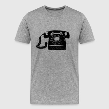 TELEPHONE - Men's Premium T-Shirt
