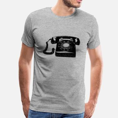 Telephone TELEPHONE - Men's Premium T-Shirt