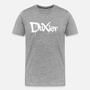 Dripping Duxier dripping - Mannen Premium T-shirt