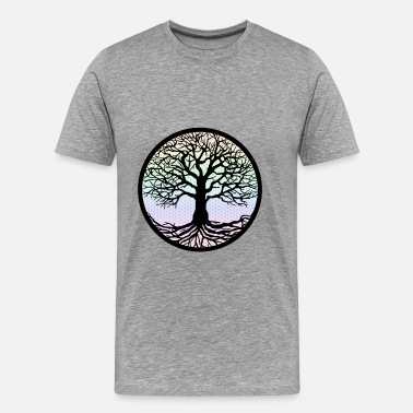 Tree Tree of Life - Tree Of Life - Men's Premium T-Shirt