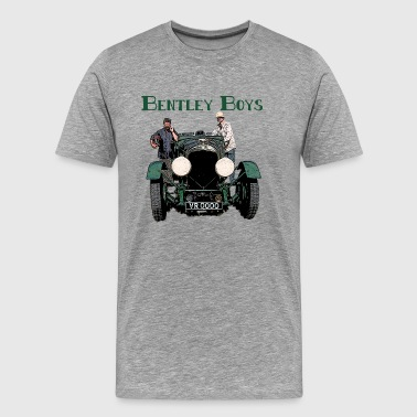 Boys Racing The bentley boys - Men's Premium T-Shirt