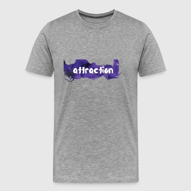attraction attraction - Men's Premium T-Shirt