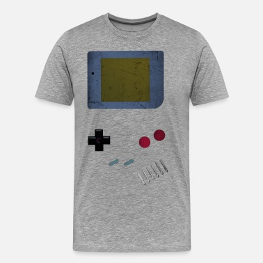 Gaming Game Girl - Men's Premium T-Shirt