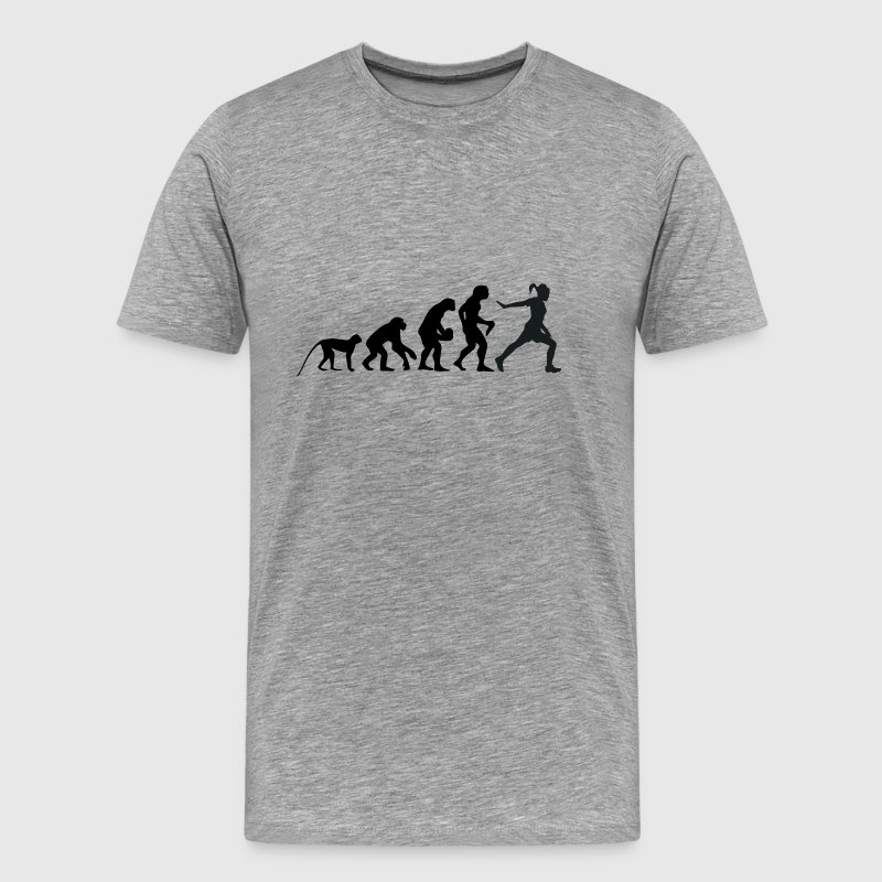 Fitness evolution - Men's Premium T-Shirt