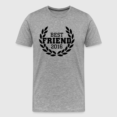 Best Friend 2016 - Männer Premium T-Shirt