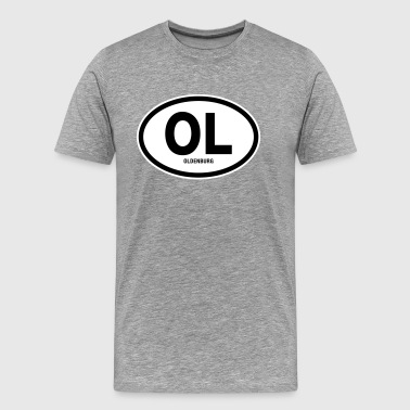 OL Oldenburg - Männer Premium T-Shirt