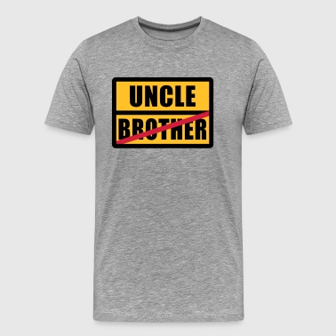 Brother - Uncle - Männer Premium T-Shirt