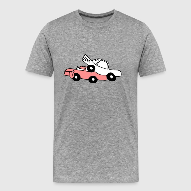 Car Sex - Männer Premium T-Shirt