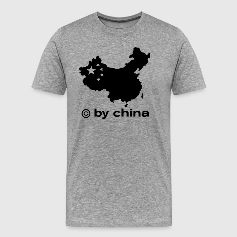 copy by china - Men's Premium T-Shirt