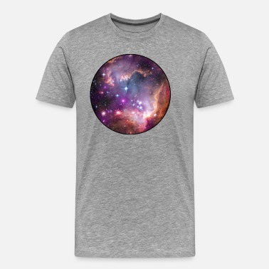 Galaxy Galaxy - Space - Stars - Cosmic - Art - Universe T - T-shirt Premium Homme