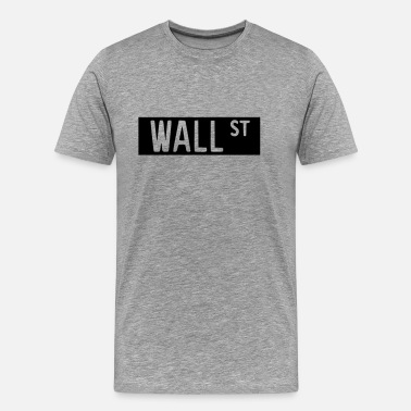 Occupy Wall Street Wall Street 2 - Camiseta premium hombre