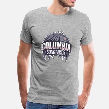 f95943ae567d Bioshock Columbia Songbirds - Men's Premium T-Shirt