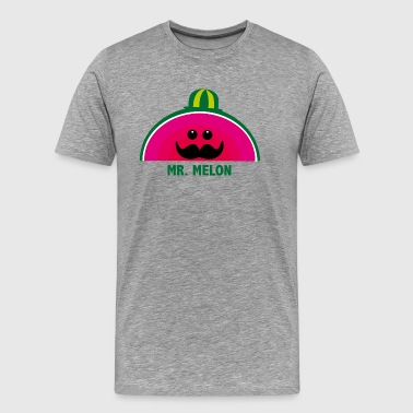 Mr. Melon - T-shirt Premium Homme