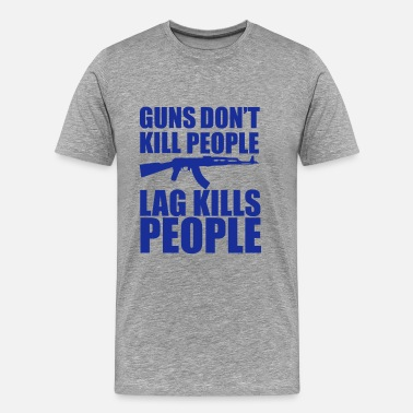 Kill Gaming lagkillspeople - T-shirt Premium Homme