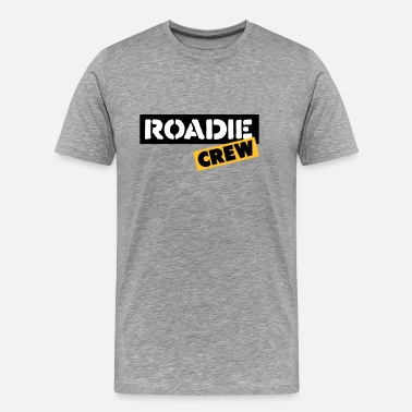 Roady roadie - Men's Premium T-Shirt