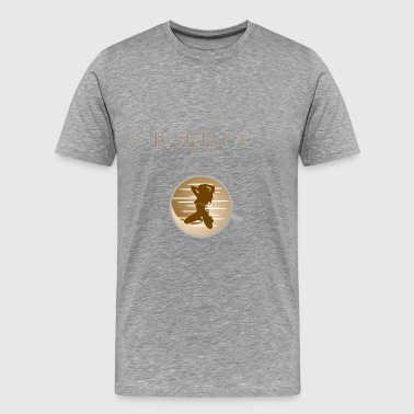 barista - Men's Premium T-Shirt