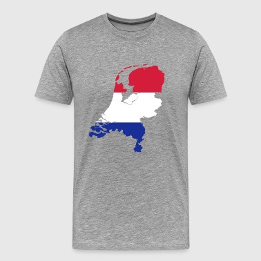 Netherlands - Men's Premium T-Shirt
