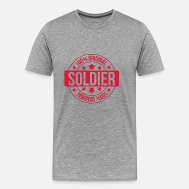 Fortune Soldier - Men's Premium T-Shirt