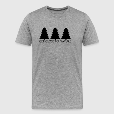 Natural Games NATURE - Men's Premium T-Shirt
