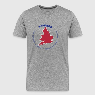 New England 3C - Men's Premium T-Shirt