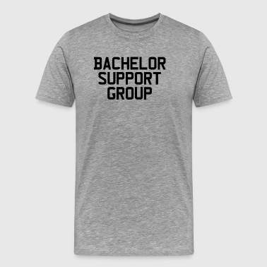 Last Night In Freedom Bachelor Support Group - Men's Premium T-Shirt