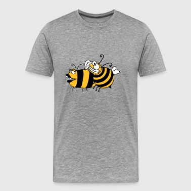 Fuck sex bees - Men's Premium T-Shirt