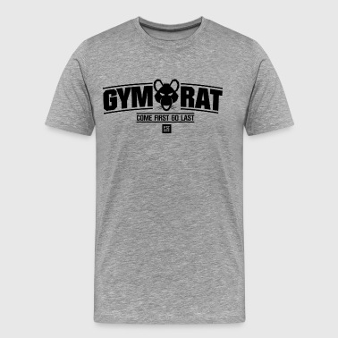 FITNESS WEAR GYM RAT - T-shirt Premium Homme