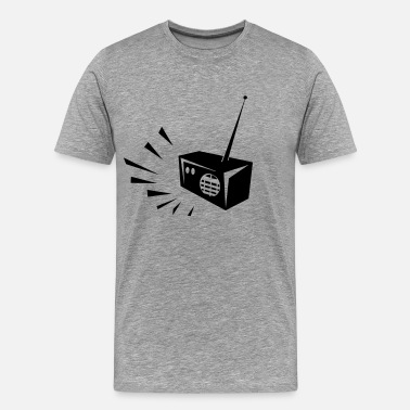 Radio X Radio - Men's Premium T-Shirt