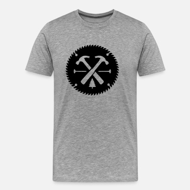 Tools carpenter - Men's Premium T-Shirt