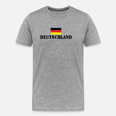 Motive DEUTSCHLAND - Men's Premium T-Shirt