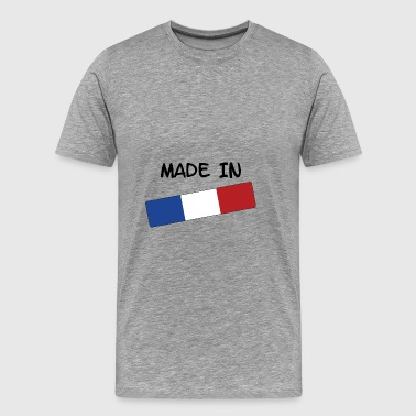 Made in FRANCE ! - Camiseta premium hombre