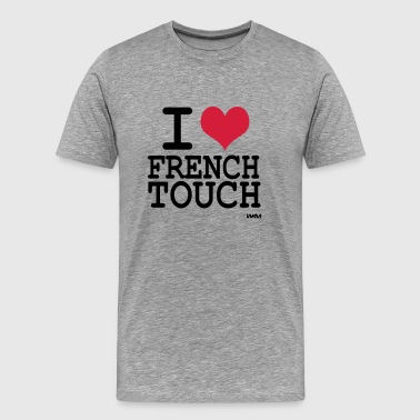 i love french touch by wam - T-shirt Premium Homme