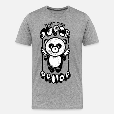 High Sex SuperPanda - T-shirt Premium Homme