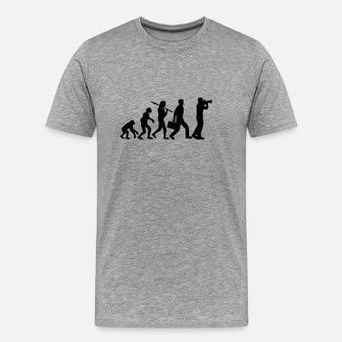 Appareil Evolution appareil photo photographe - T-shirt Premium Homme