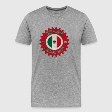 Mexico City since 1521 - Men's Premium T-Shirt