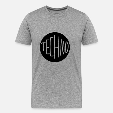 Golf Club Techno Techno - Camiseta premium hombre