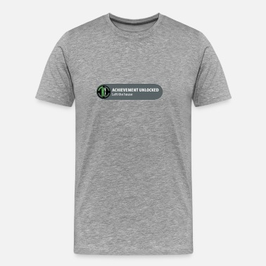 Achievement - Mannen Premium T-shirt